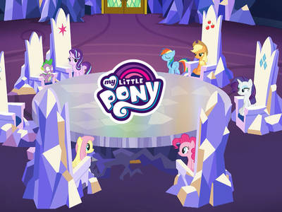 My Little Pony - Η φιλία είναι μαγική