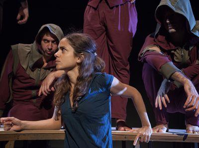 ''Πιάνω Παπούτσι πάνω στο Πιάνο'' στο θέατρο Πόρτα