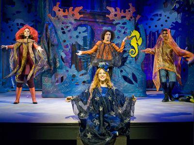 ''Ψαρόσουπα'' στην παιδική σκηνή του θεάτρου Δημήτρης Χορν