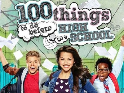 100 Πράγματα Που Πρέπει Να Κάνεις Πριν Το Λύκειο