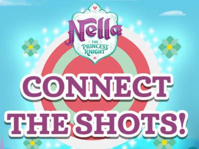 Nella The Princess Knight- Connect the Shots