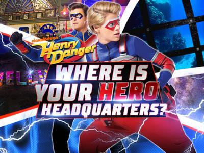 Χένρι ο Επικίνδυνος- Where is your hero headquarters?