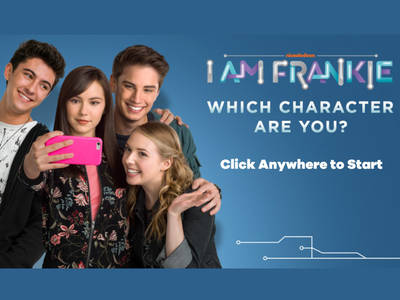 I am Frankie- Ποιός χαρακτήρας είσαι;