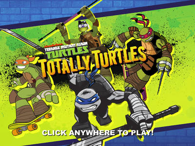 TMNT- Totally Turtles