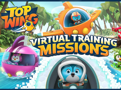 Top Wing- Virtual Training Missions
