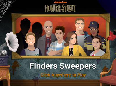 Hunter Street - Fingers Sweepers