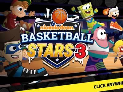 Nickelodeon Basketball Stars 3