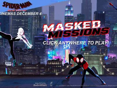 Spiderman - Masked Missions