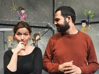 Παρουσίαση της νέας σειράς: «Οι περιπέτειες του Μικρού Κοπέρνικου»