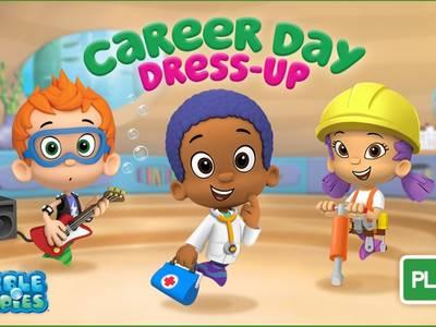 Career Day Dress Up