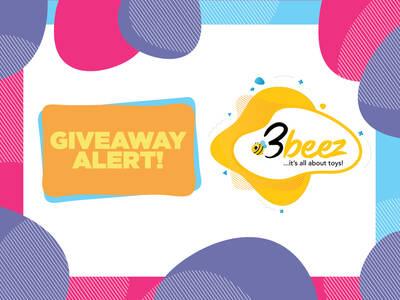 3beez.gr   Giveaway Alert!!!