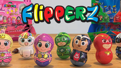 Μεγάλος Διαγωνισμός Flipperz με δώρο scooter!